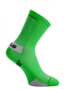 Ultralight Socks Green fluo