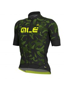 GRAPHICS PRR - GLASS Jersey Black-army green
