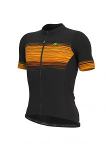 SOLID - START Jersey Black-fluo yellow
