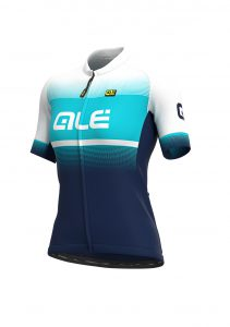 SOLID - BLEND Lady Jersey Blue-turquoise
