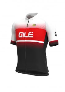 SOLID - BLEND Jersey Black-red-white