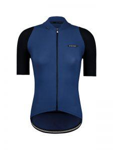 Jersey Alda Blauw/zwart